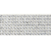 Swarovski Crystal Tex 62030 7 Row Crystal Transparent